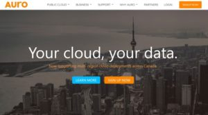 tools for applications, canadian, cloud, computing